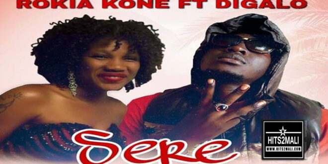 DIGALO FEAT ROKIA KONE SERE mp3 image