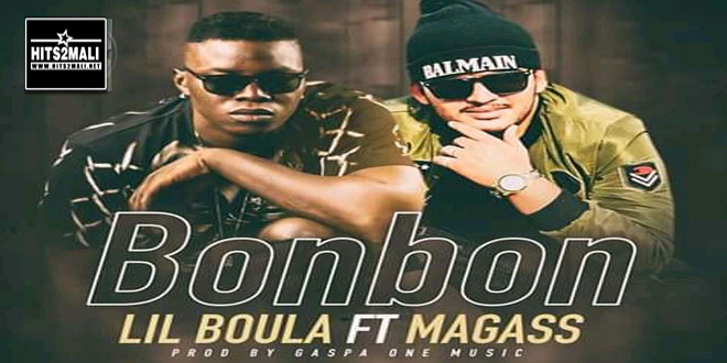 LIL BOULA Ft MAGASS BONBON mp3 image