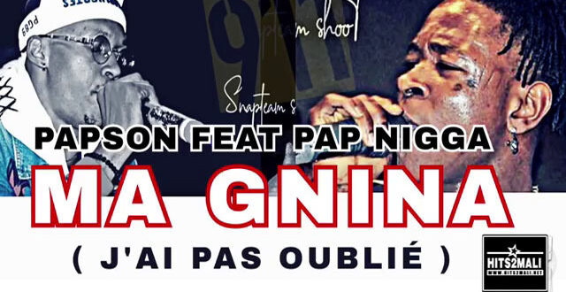 PAPSON Feat PAP NIGGA MA GNINA JAI PAS OUBLIE mp3 image