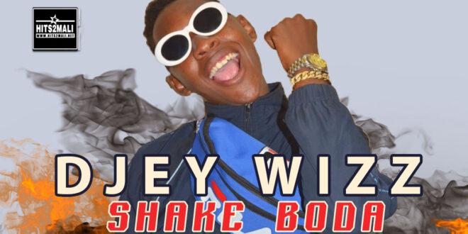 DJELY WIZZ SHAKE BODA mp3 image
