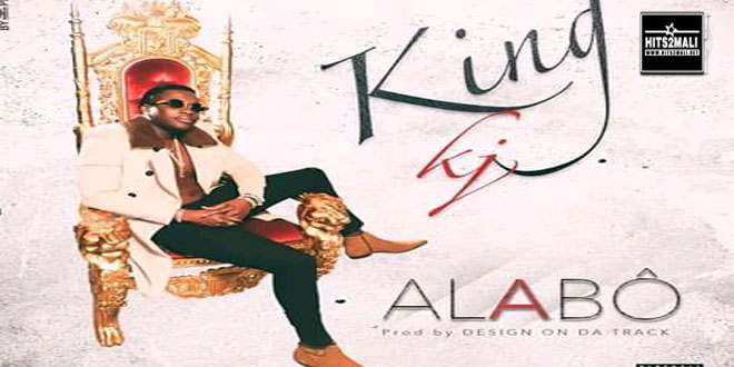 KING KJ ALABO mp3 image