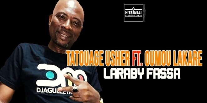 TATOUAGE USHER Ft OUMOU LAKARE LARABY FASSA mp3 image