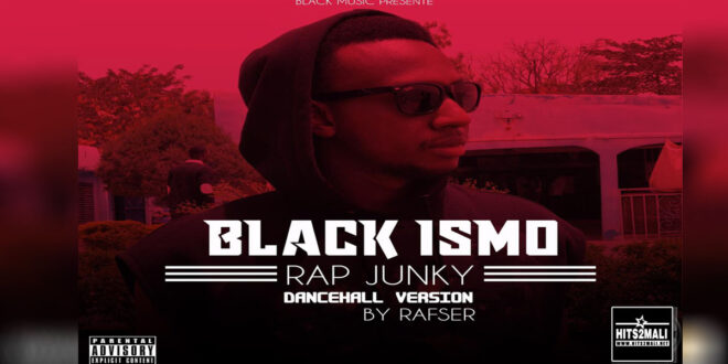 BLACK ISMO RAP JUNKY mp3 image