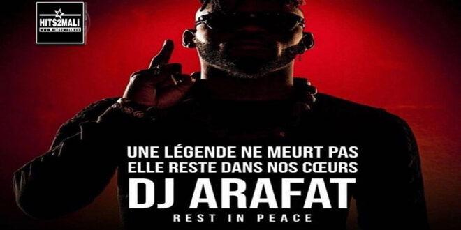 DEBORDO LEEKUNFA HOMMAGE DJ ARAFAT mp3 image