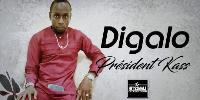 DIGALO PRESIDENT KASS mp3 image