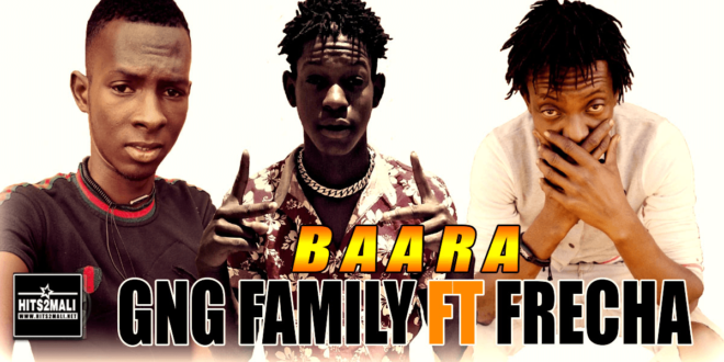GNG FAMILY Ft FRECHA BAARA mp3 image