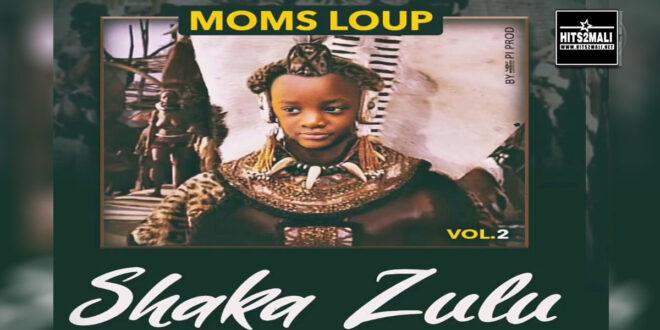 MOMS LOUP SHAKA ZULU vol 2 mp3 image