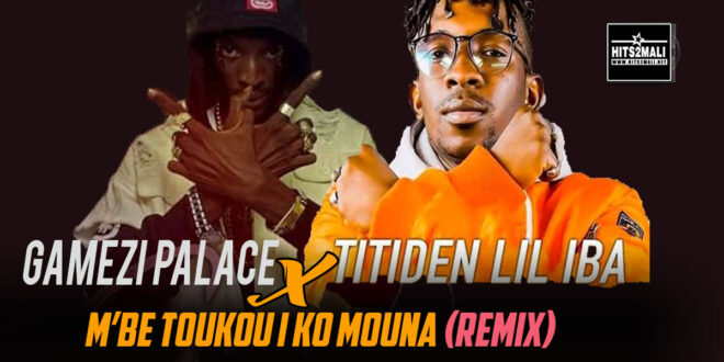 GAMEZI PALACE GP Feat LIL IBA MBE TOUKOU I KO MOUNA REMIX mp3 image