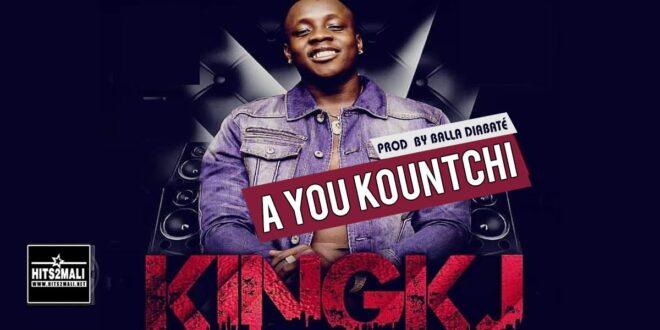 KING KJ A YOU KOUNTCHI mp3 image