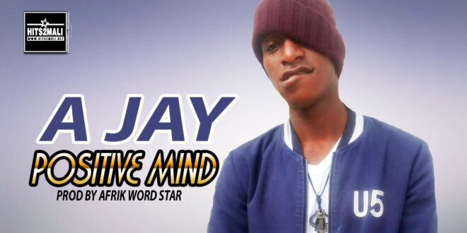 A JAY POSITIVE MIND mp3 image