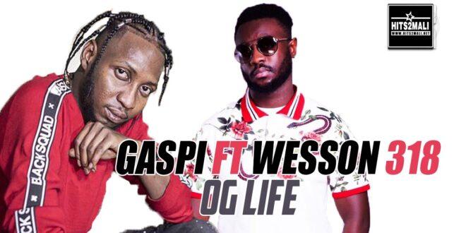 GASPI FT WESSON 318 OG LIFE mp3 image