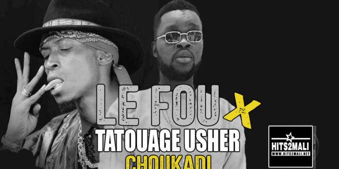 LE FOU ft TATOUAGE USHER CHOUKADI mp3 image