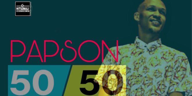 PAPSON 50 50 mp3 image