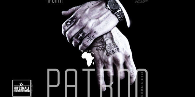 4POINT1 PATRON mp3 image