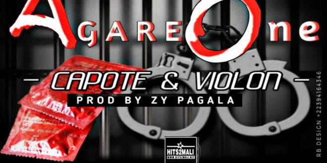 AGARE ONE CAPOTE VIOLON mp3 image