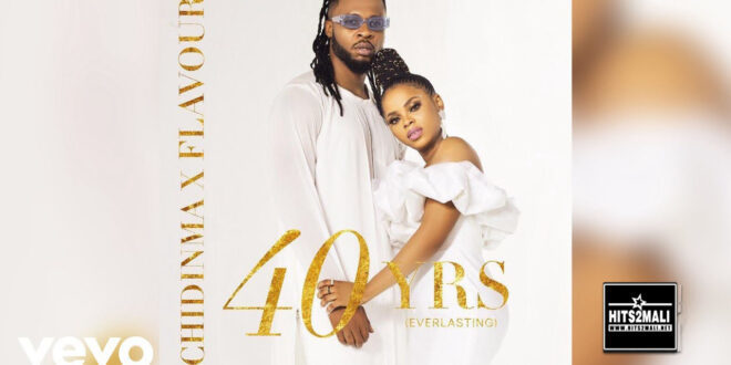 FLAVOUR Ft CHIDINMA 40 YRS mp3 image