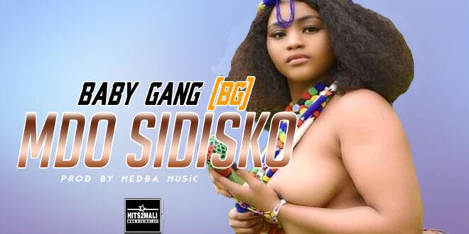MDO SIDISKO BABY GANGBG mp3 image