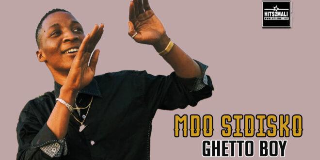 MDO SIDISKO GUETTO BOY mp3 image
