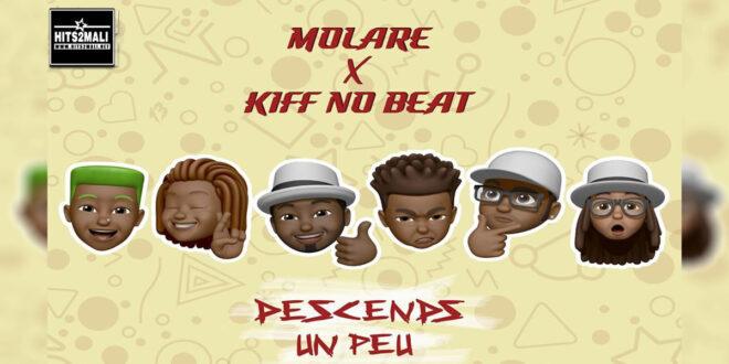 MOLARE FEAT KIFF NO BEAT DESCENDS UN PEU mp3 image