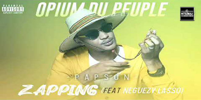 PAPSON Ft NEGUEZY LASSO ZAPPING mp3 image
