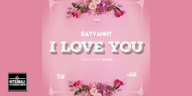RAYVANNY I LOVE YOU mp3 image