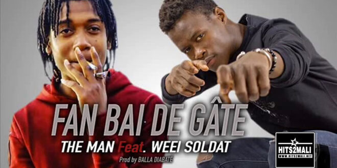 WEEI SOLDAT FEAT THE MAN FAN BAI DE GÂTÉ mp3 image