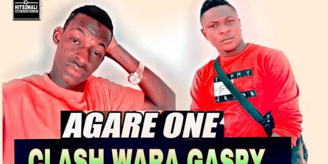 AGARE ONE CLASH GASPI mp3 image