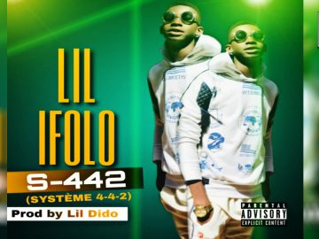 LIL IFOLO SYSTEME 4 4 2S 4 4 2 mp3 image