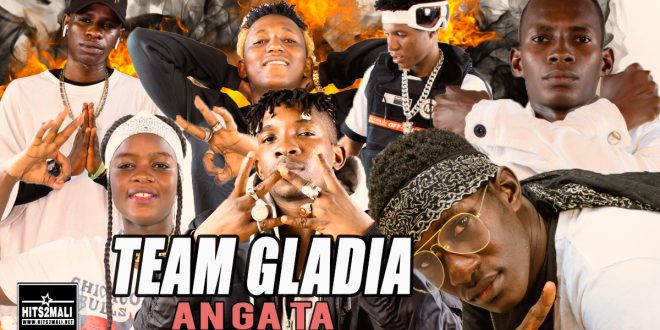 TEAM GLADIA AN GATA mp3 image