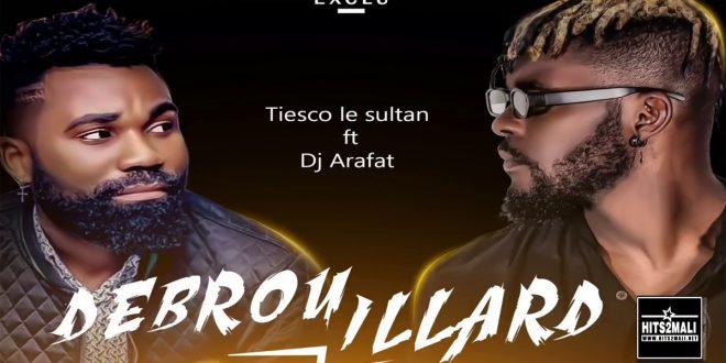 TIESCO LE SULTAN fEAT DJ ARAFAT DÉBROUILLARD mp3 image