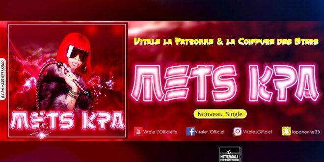 VITALE Ft DJ MOASCO X RAMSES T METS KPA mp3 image