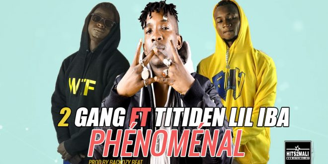 2GANG Ft TITIDEN LIL IBA PHENOMEMAL mp3 image
