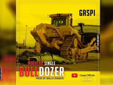 GASPI BULLDOZER mp3 image