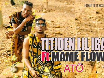 TITIDEN LIL IBA Ft MAME FLOW ATÔ mp3 image