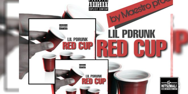 LIL PDRUNK RED CUP mp3 image