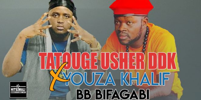 TATOUAGE USHER Ft YOUZA KALIF BB NBIFAGAFA mp3 image