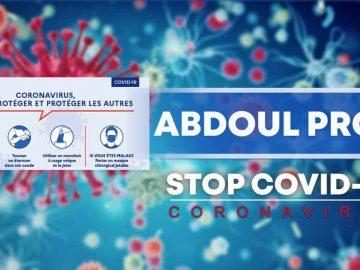 ABDOUL PROD STOP COVID 19 CORONAVURIS mp3 image