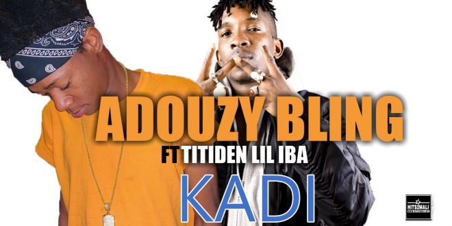 ADOUZY BLING Ft TITIDEN LIL IBA KADI mp3 image