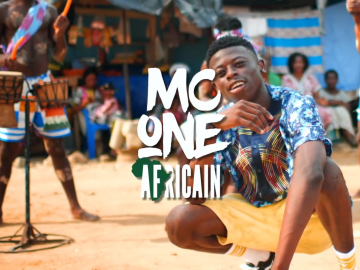 MC One Africain Clip officiel YouTube 2
