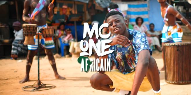 MC One Africain Clip officiel YouTube 2