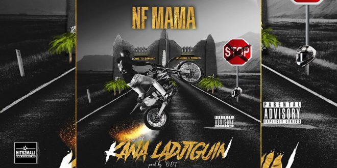 NF MAMA KANA LADJIGUIN mp3 image