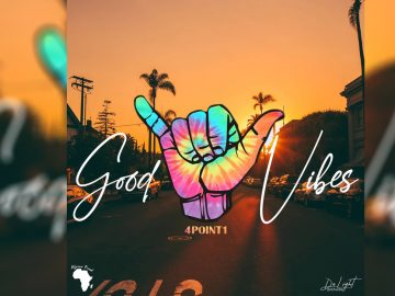 4POINT1 GOOD VIBES mp3 image