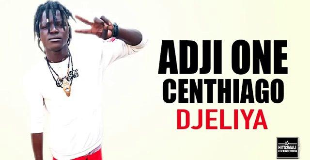 ADJI ONE CENTHIAGO DJELIYA mp3 image