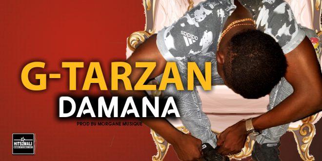 G TARZAN DAMANA mp3 image