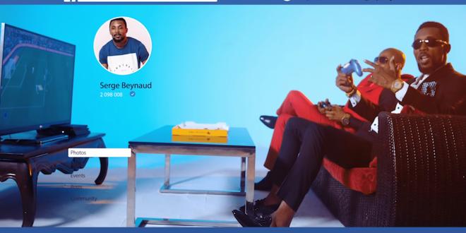 Serge Beynaud Super Fan Act2 Clip officiel YouTube min