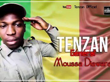 TENZAN GENERAL MOUSSA DIAWARA mp3 image