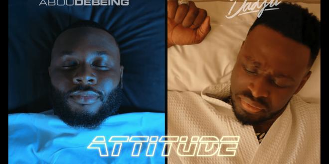 Abou Debeing Attitude ft. Dadju YouTube min