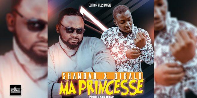 SHAMBAR Feat DIGALO MA PRINCESSE mp3 image