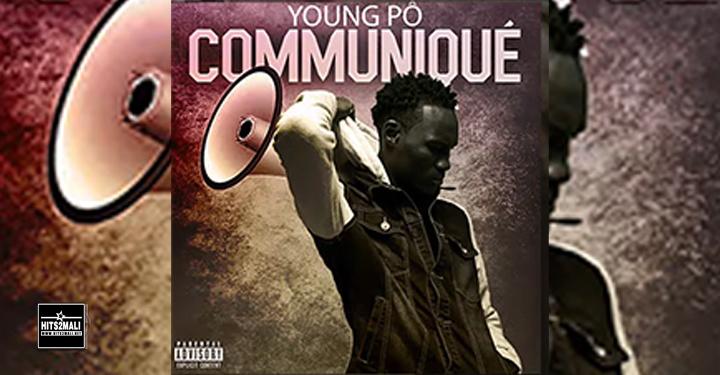 Young Pô – Communiqué (Son Officiel 2020)
