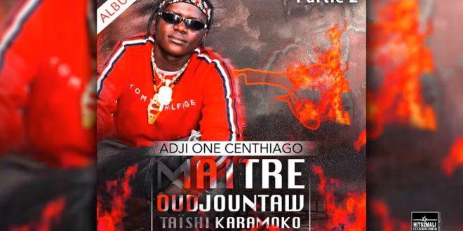 08 ADJI ONE CENTHIAGO Feat LAYE KING TCHÈKISÈ YA TE KOUMA MOUGOU YE REMIX mp3 image